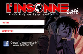 L'InsonneCafé Card